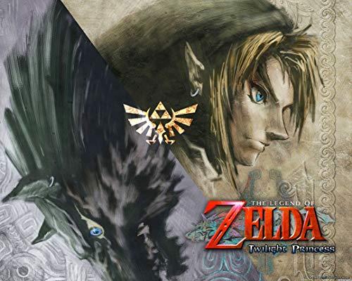 Wayne Dove Legend of Zelda Póster en Seda/Estampados de...
