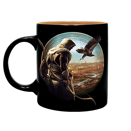 ABYstyle - ASSASSIN'S CREED - Taza - 320 ml - Orígenes
