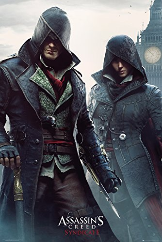 GB Eye, Assassins Creed Syndicate, Gang Members, Maxi...