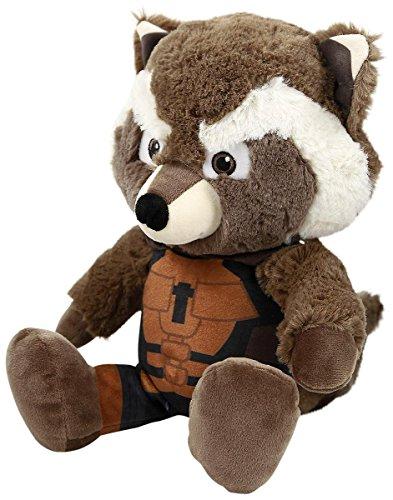 Peluche Rocket Raccoon 25 cm. Guardianes de la Galaxia....