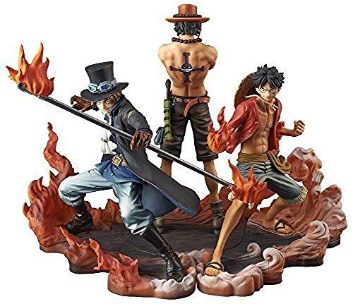 Banpresto One Piece DXF Figure, Brotherhood II Set of 3 by...