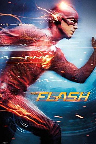 GB Eye, The Flash, Run, Maxi Poster, 61 x 91,5 cm