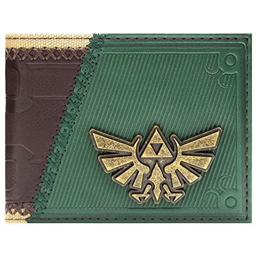 Cartera de Legend of Zelda Enlace Twilight Princess Juego...