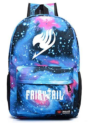 Siawasey Anime Fairy Tail Cosplay Luminous - Mochila para...