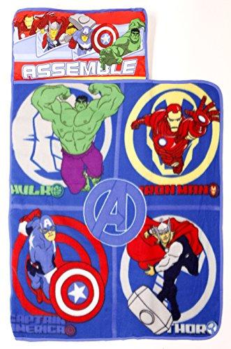Marvel Avengers Assemble Toddler Nap Mat