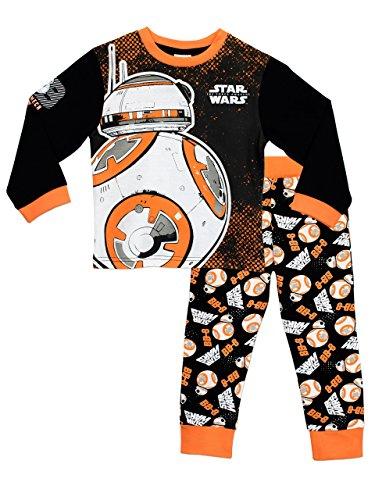 Star Wars Pijamas para Niños BB8 Multicolor 4-5 años