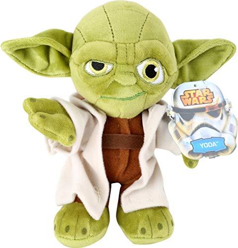 Legler Hama 5594 - Peluche Star Wars Yoda (Tela) (+0 Años)
