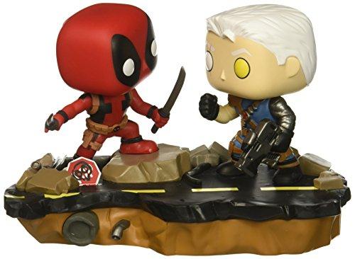 FunKo Pop Marvel: Comic Moments-Deadpool Vs. Cable...