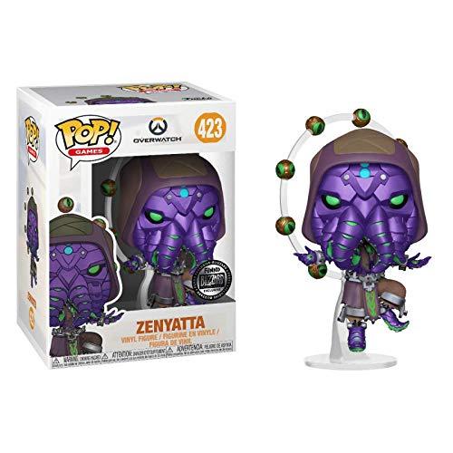 POP Funko 423 Cultist Zenyatta Overwatch - Blizzard...