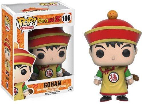 Funko Dragonball Z Gohan Figura de Vinilo, Multicolor,...