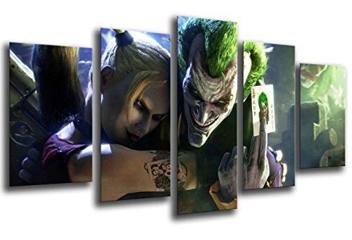 Cuadro Fotográfico El Joker, Batman Tamaño total: 165 x 62...