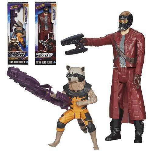 Guardians of the Galaxy Titan Hero 12-Inch Figura Ola 1...