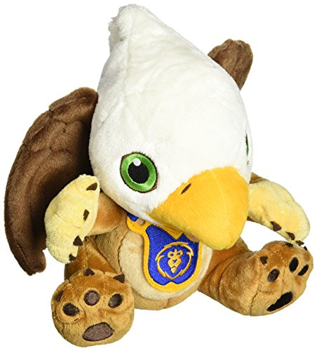 ACTIVISION World of Warcraft Gryphon Hatchling Plush with...