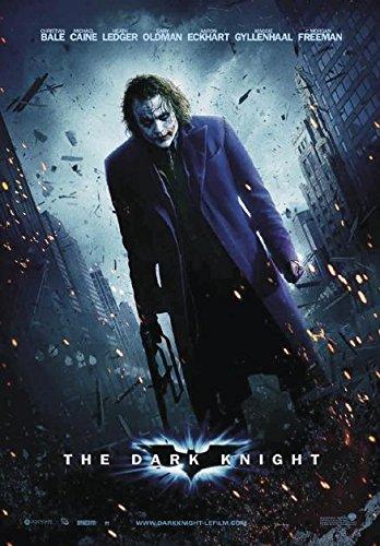 Batman The Dark Knight/El Caballero Oscuro Póster (68cm x...