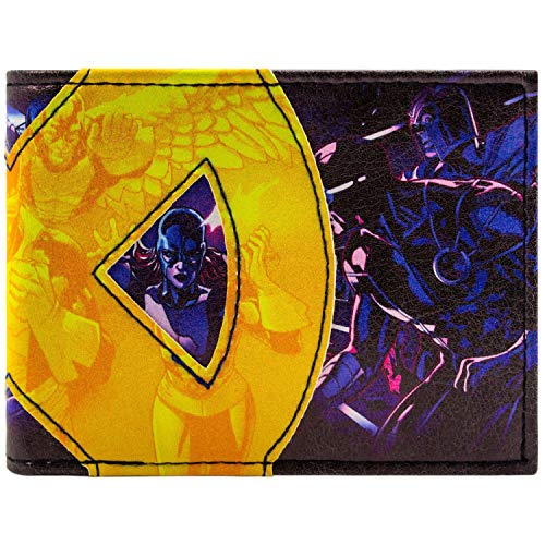 Cartera de Marvel X-Men Equipo mutante Azul