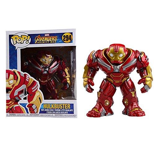 Funko Pop! - Marvel Avengers Infinity War Figura de Vinilo...