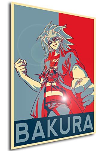 Instabuy Poster - Propaganda - Yu-Gi-Oh! - Bakura Ryo...
