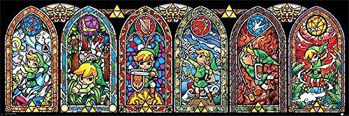 Póster The Legend of Zelda/La Leyenda de Zelda 'Colaje de...