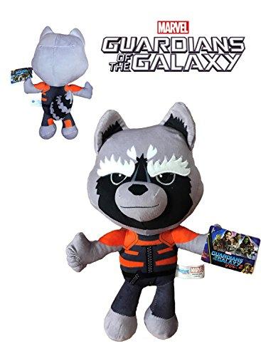 Marvel Guardianes de la Galaxia - Peluche Rocket Racoon 30cm...