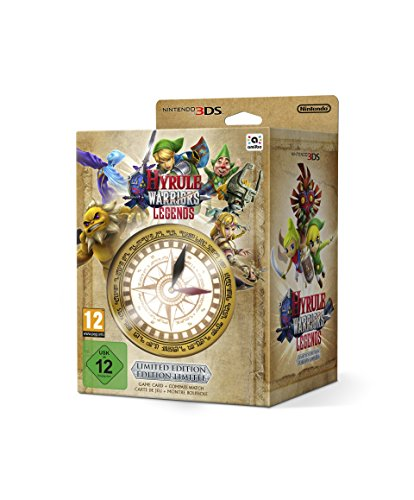 Hyrule Warriors Legends - Pack Limitado, Incluye Reloj /...