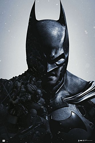 Grupo Erik Batman Arkham Origins, póster Solo, 61x91.5 cm