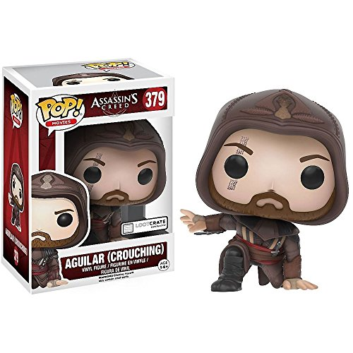 Loot Crate Funko Assassin'S Creed Aguilar (Crouching) Pop...