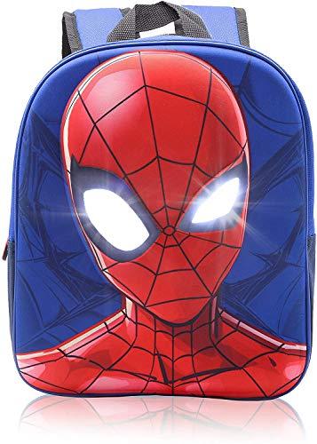Mochila Niño Spiderman Bolsas Cumpleaños Infantil Mochilas...