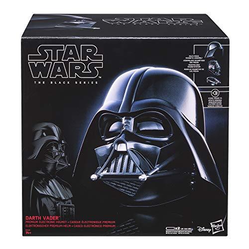 Star Wars E0328EU4 Black Series - Casco para niño, color...