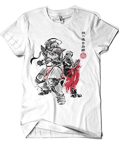 2043-Camiseta Premium, Fullmetal Alchemist- Brotherhood...