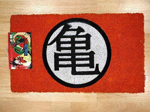 Felpudo Turtle Gym Doormat Dragon Ball Official...