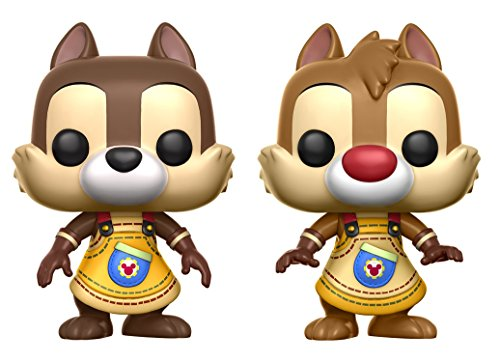Funko Figurine Disney - 2 Pack Chip and Dale [Importación...