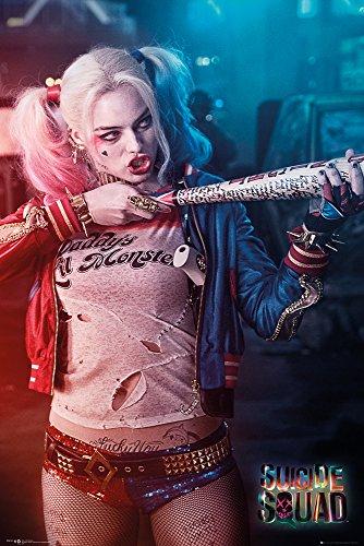 GB Eye LTD, Suicide Squad, Harley Quinn, Maxi Poster, 61,5 x...