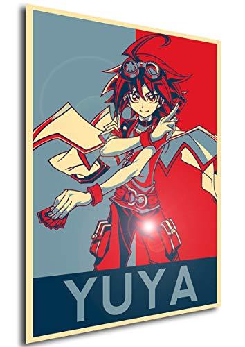 Instabuy Poster - Propaganda - Yu-Gi-Oh! - Yuya Sasaki A3...