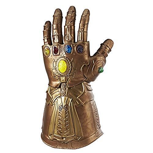 Marvel Avengers - Guantelete electrónico articulado (Hasbro...