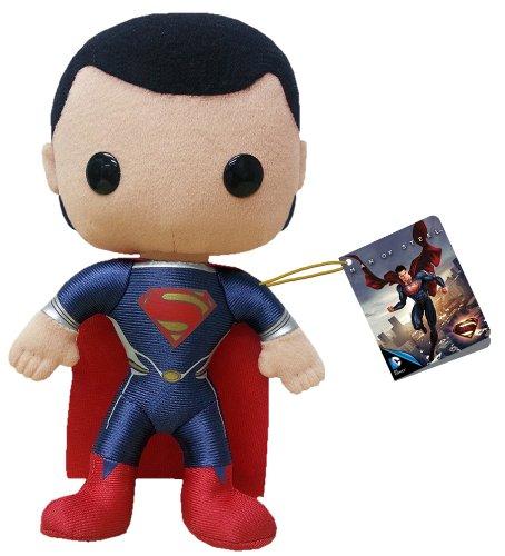 DC Comics: Man of Steel MOVIE - Superman Plush (Funko)