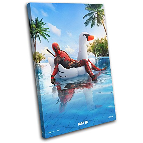 Bold Bloc Design - Deadpool 2 Poster Film Movie Greats...