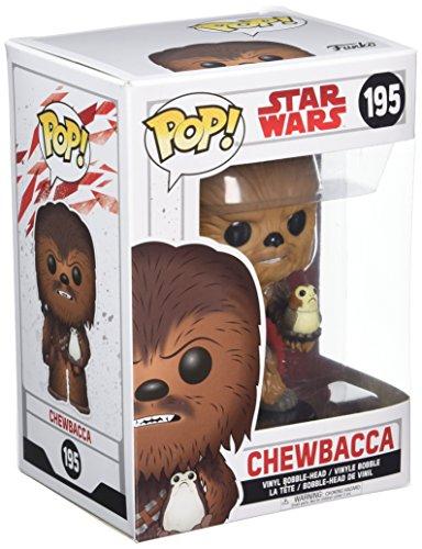 Funko 14748 POP Bobble: Star Wars: E8 TLJ: Chewbacca with...