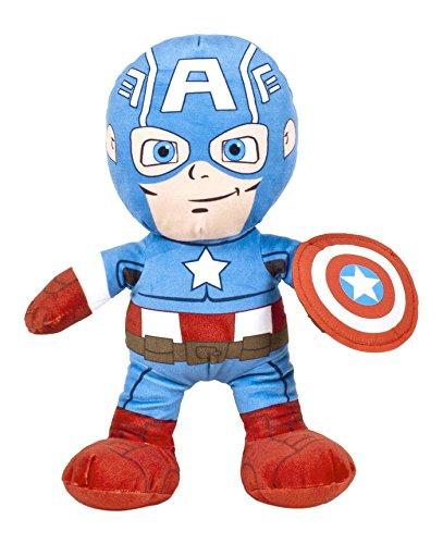 Famosa Softies - Peluche Capitán Américan 760013854