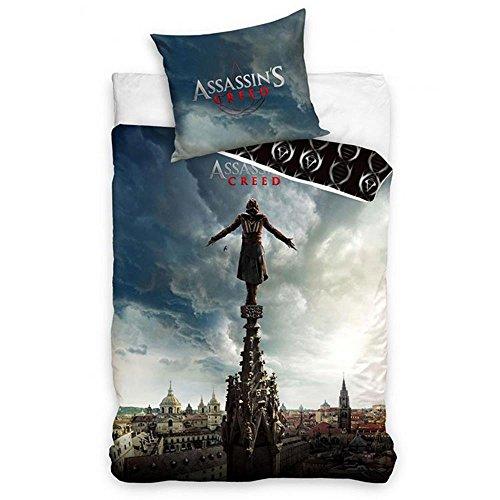 Assassin's Creed Ubisoft asg163018 - Juego de cama (160 x...