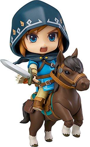 Good Smile Company- Link Figura Deluxe Version 10 cm Zelda...