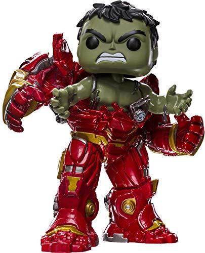 Funko Pop! Marvel Avengers Infinity War Hulk #306 Busting...