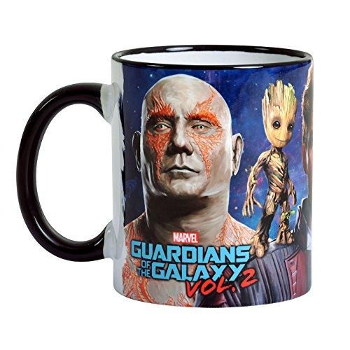 Elbenwald Guardianes de la Galaxia Vol. 2 Taza Collage con...