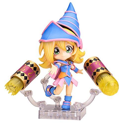 Posh cola de Yu-Gi-Oh Duel Monsters * * Negro Magician Girl...