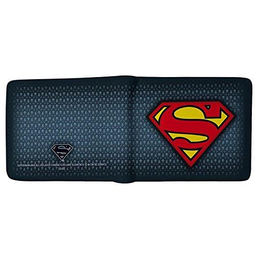 ABYstyle DC Comics - Cartera con diseño de Superman...