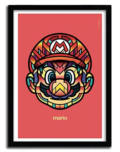 K.Olin Tribu - Póster de Van Orton, diseño de Mario