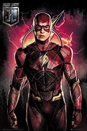 GB Eye, Justice League La Película, Flash Solo, Maxi Poster