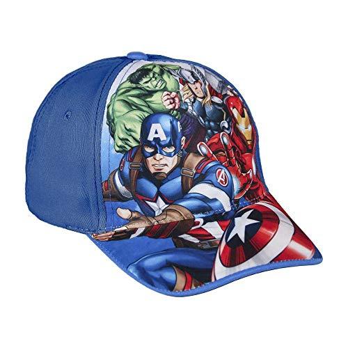 Cerdá Gorra Avengers 001, 3 (Tamaño del Fabricante:M) para...