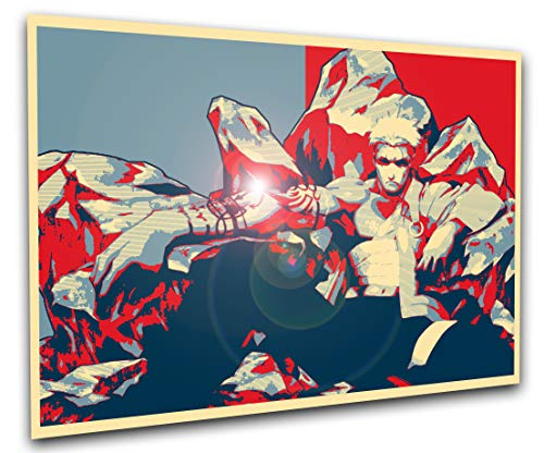 Instabuy Poster Propaganda Full - MA0252 - Fullmetal...