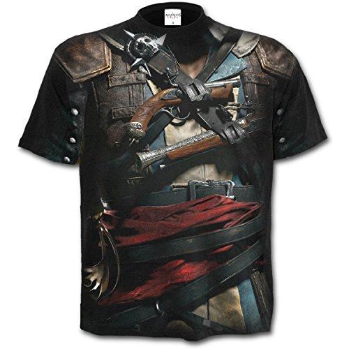 Spiral - Assassins Creed IV Black Flag - Allover Licensed...