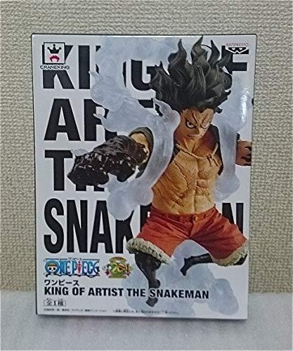 Banpresto One Piece KING OF ARTIST THE SNAKEMAN Monkey ·...